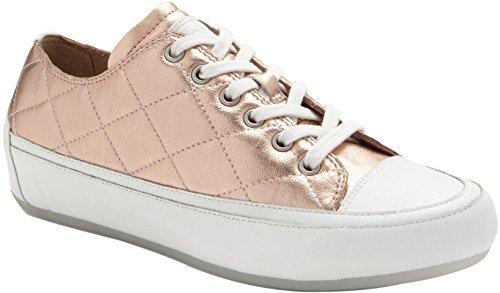 Vionic Womens Edie Rose Gold Sneaker - 9