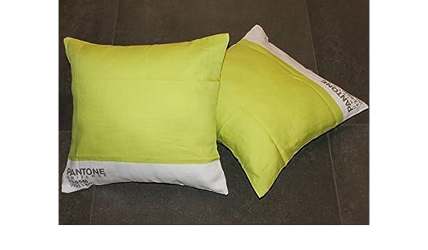 Bassetti PANTONE de decoración de almohada en colour Wild ...