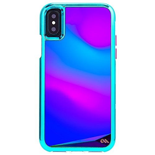 Case-Mate iPhone X Case - WHAT'S YOUR MOOD - Changes Colors - Slim Protective Design - Apple iPhone 10 - Mood