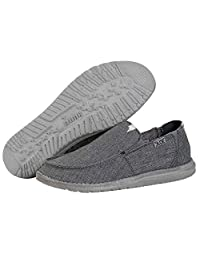 Dude Shoes Chan Stretch Shoes | Steel 110993200 Size EU 43/US 10