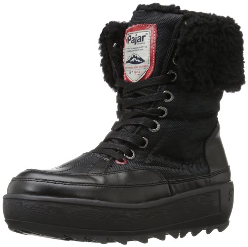ss Boot, Black/Black, 38 EU/7-7.5 M US ()