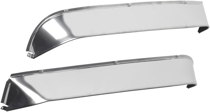 1996-2007 357 Short Nose 377 378 375 Belmor VS-PBHV-1 Stainless Steel Ventshade for Peterbilt 2007-2013 330 379 335