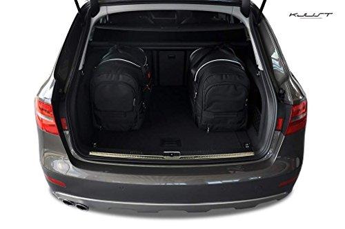 KJUST - TASCHEN AUF MASS AUDI A4 ALLROAD, B8, 2008-2015 CAR FIT BAGS