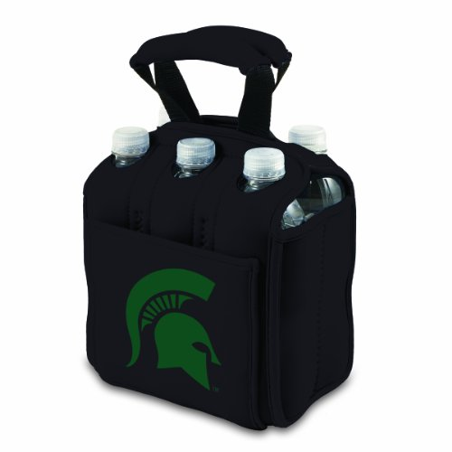NCAA Michigan State Spartans Six Pack Cooler Tote