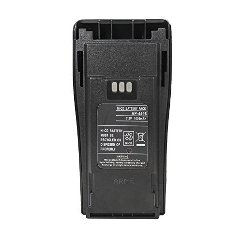 ExpertPower 7.2v 1000mAh NiCd Two-way Radio Battery for M...
