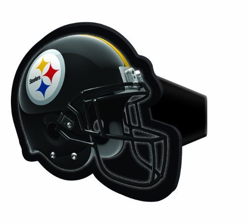 Rico Industries NFL Pittsburgh Steelers Economy Hitch Cover by Rico Industries