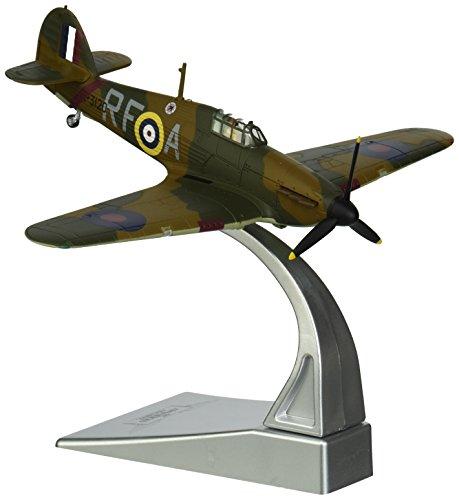 - Corgi MK1 Hawker Hurricane Flying Officer Z K Henneberg 303 Polish Squadron Airplane (1:72 Scale)