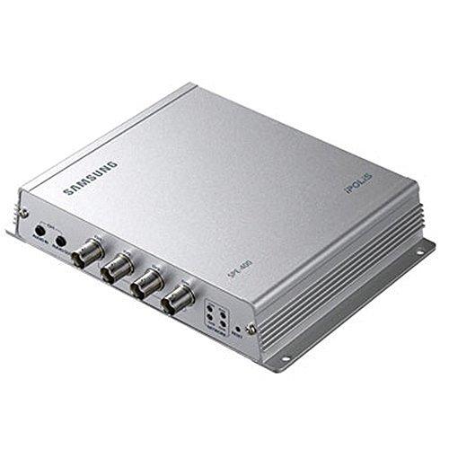 Samsung SPE-400 Network - Encoder 4Ch Encoder by DVRunlimited Inc.