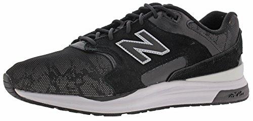 New Balance Heren Ml1550 Classic Running Revlite Fashion Sneaker Zwart