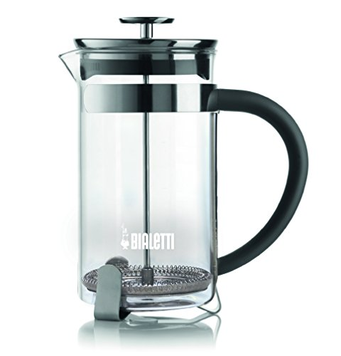 Bialetti-06706-8-Cup-French-Press-Coffee-Maker-Stainless-Steel-Silver