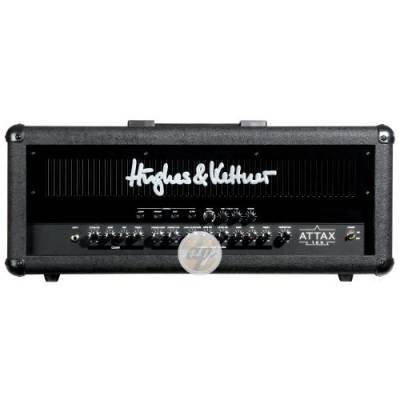 Hughes & Kettner Attax 100 · Topteil E-Gitarre