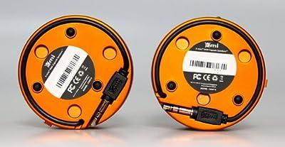 Xmi MAX XAM15 Stereo Capsule Speaker System