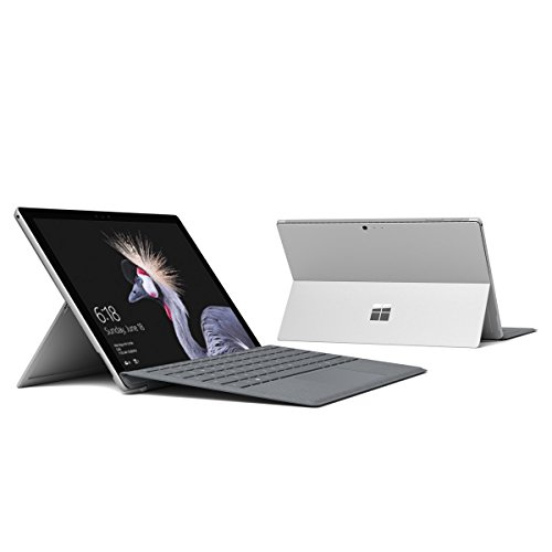2017 New Surface Pro Bundle (4 Items): Core i7 16GB 1TB Tablet, Surface Pro Signature Type Cover Platinum, New Surface Pen Platinum, Mini DisplayPort Adaptor by NewSurfacePro (Image #4)