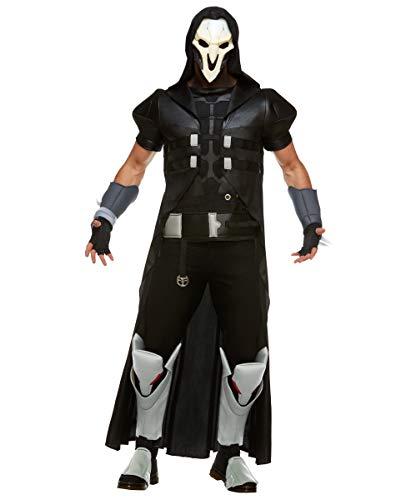 Spirit Halloween Adult Reaper Costume - Overwatch ()