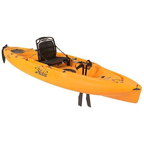 Hobie Mirage Outback Kayak 2018 – 12ft1/Papaya Orange