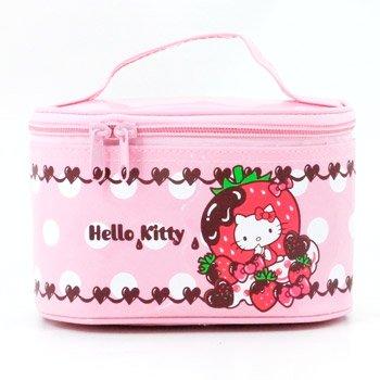 Hello Kitty Cosmetic Bag: Light - Cosmetics Bag Hello Kitty