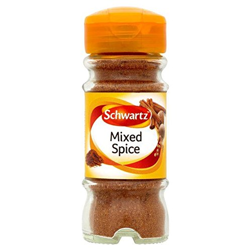 - Schwartz Ground Mixed Spice Jar - 28g (0.06lbs)