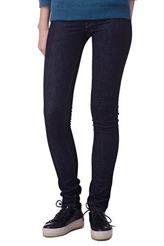 Mujer Vaquero 823A Jegging Slim Marino Azul Livier Jeans para Diesel Super Zwf7t57qx