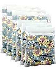 6 Pcs Reinforced Mesh Laundry Bags Lingerie Bags for Laundry- Mesh Wash Bag for Delicates, Blouse, Hosiery, Stocking, Underwear, Bra Lingerie, Sweater, Travel Storage Bag
