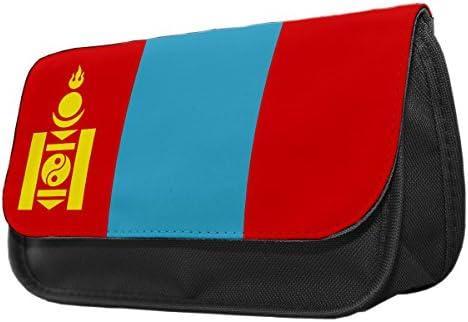 Bandera de Mongolia estuche/Make up bolsa 139: Amazon.es: Hogar