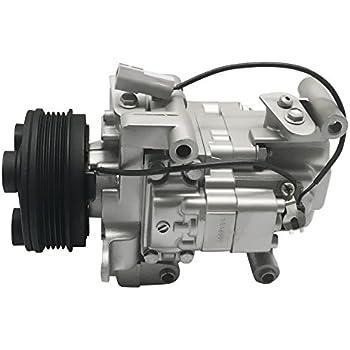 Amazon com: Mazda 3 2004-2009 AC Compressor Clutch Kit