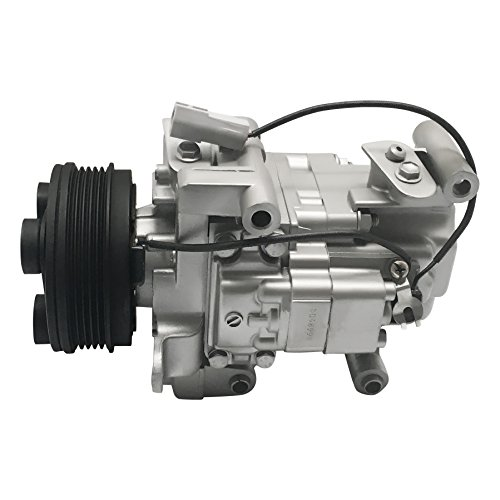 RYC Remanufactured AC Compressor and A/C Clutch EG463
