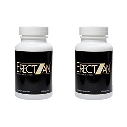 Erectzan 2 Month Supply Male Enhancement Pills by Erectzan