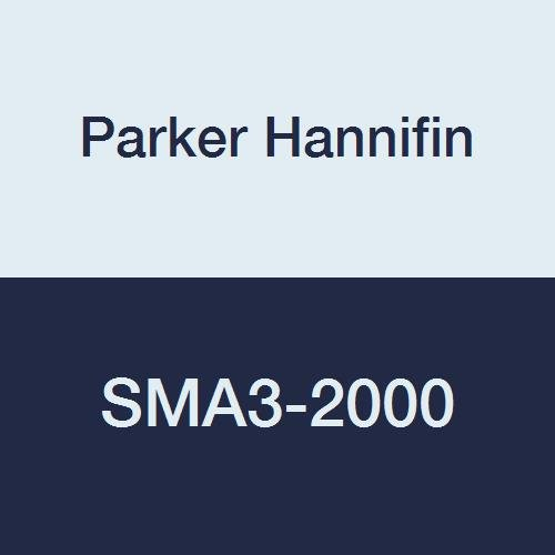 Parker Hannifin SMA3-2000 Steel Flexible Hose, 78.75