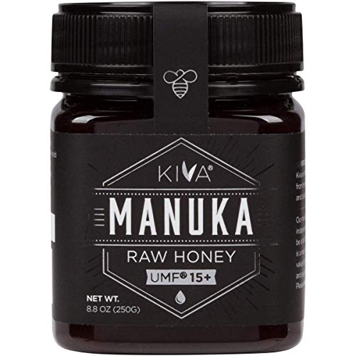 Kiva Raw Manuka Honey