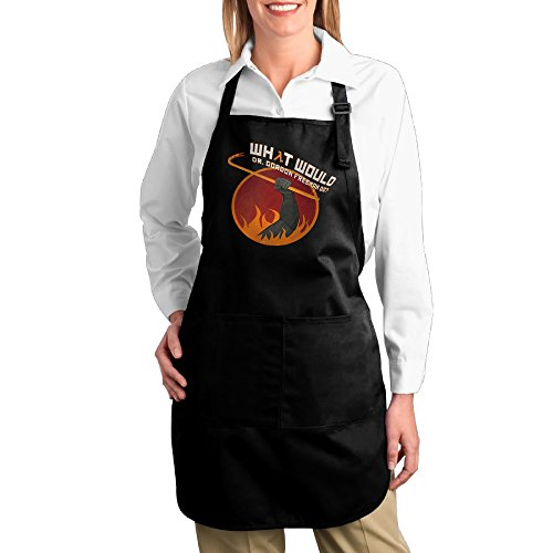 Half Life Video Game Cooking Apron,bib Apron,kitchen Aprons For Women And Men