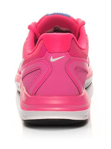 Women's Hyper NIKE unvrsty Shoes White Pink Mehrfarbig Blue 653594 100 Running qxqYrfwAE1
