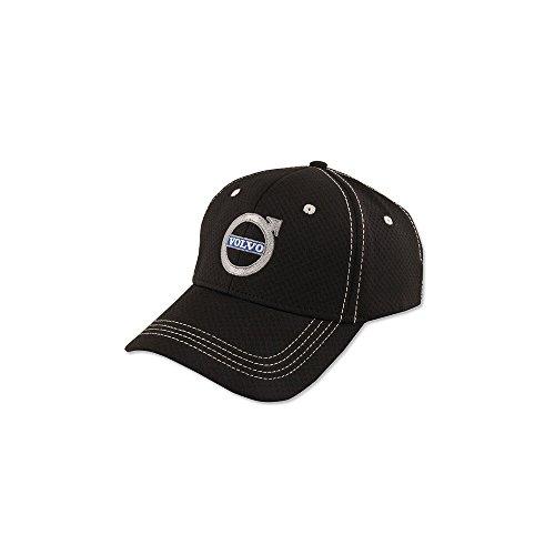 Volvo Logo Official Black Mesh Cap Soft Really Nice