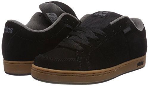 Gris Homme 966 Noir Etnies Chaussures Fonc Skateboard noir De Gum Kingpin qww4OaR8