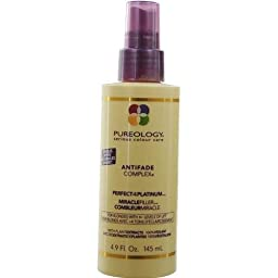 Pureology Perfect 4 Platinum Miracle Filler Treatment, 4.9 Ounce