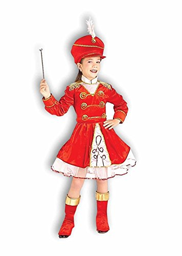 Forum Novelties Drum Majorette Child Costume, Large 2017