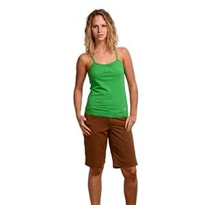 Blurr Women's Athena Shorts, Coffee Liqueur, 10
