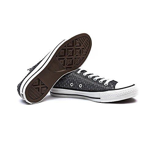 Converse All Star Ox Donna Sneaker Nero