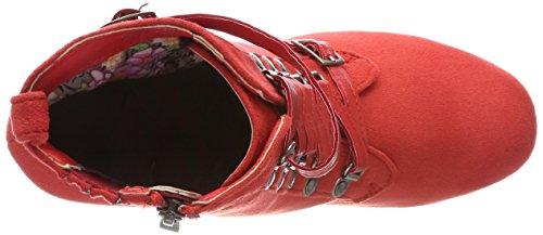 Botas 3611506 Rojo rot Para Hirschkogel Mujer 021 p1x5qTpwd