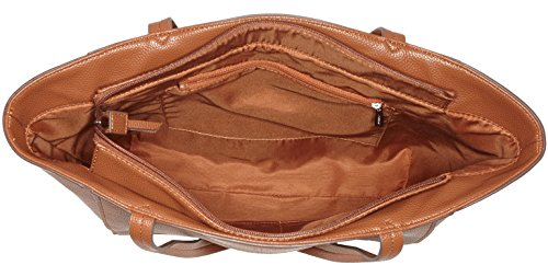 Mujer Rust 107ea1o072 Brown Esprit hombro de Shoppers edc y bolsos by Marrón v8wxP