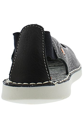 Flats Women''s Softinos Tho456sof Ballet Black x6XWnAB