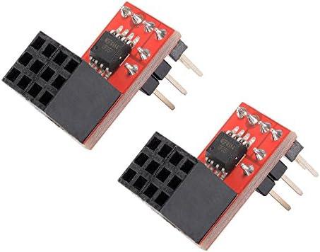 kreema 2pcs rampes1.4 RRD extensión de ventilador 2 módulo PWM Max ...
