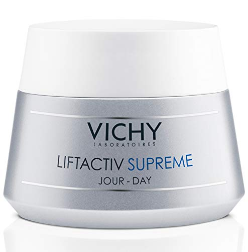 Vichy LiftActiv Supreme Anti-Wrinkle Moisturizer, 1.69 Fl Oz