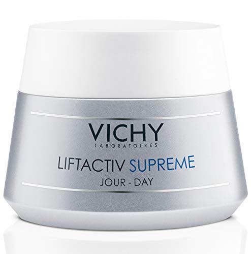 41nNs3U%2BldL - Vichy LiftActiv Supreme Anti Aging Face Moisturizer, Anti Wrinkle Cream to Firm & Illuminate, Suitable for Sensitive Skin, 1.69 Fl Oz