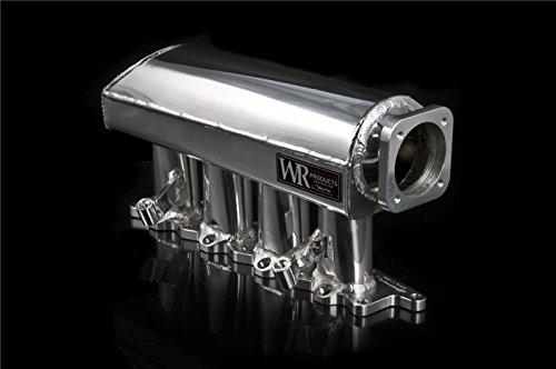 Weapon-R 501-112-101 Race Sheet Metal Intake Manifold (95-99 Mitsubishi Eclipse Turbo)