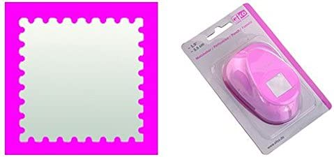 54/mm efco Briefmarke Pink