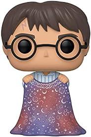 Funko - Pop! Harry Potter - Harry with Invisibility Cloak Figurina de Colección, Multicolor, 48063
