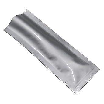 1200 piezas Pure calor sello bolsas de Mylar de aluminio ...