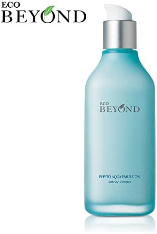 Skin Lotion [Eco Beyond] Phyto Aqua Moisturizer Face Emulsion Natural Fragrance, Light Watery Type 130mL/4.40Oz
