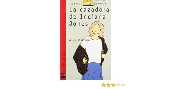 La cazadora de Indiana Jones: 53 El Barco de Vapor Roja: Amazon.es ...