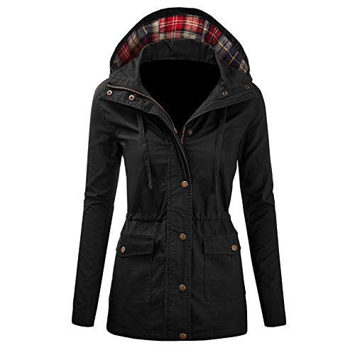 LISTHA Leather Jacket Coat Plus Size Women Winter Woolen Long Overcoat Outwear